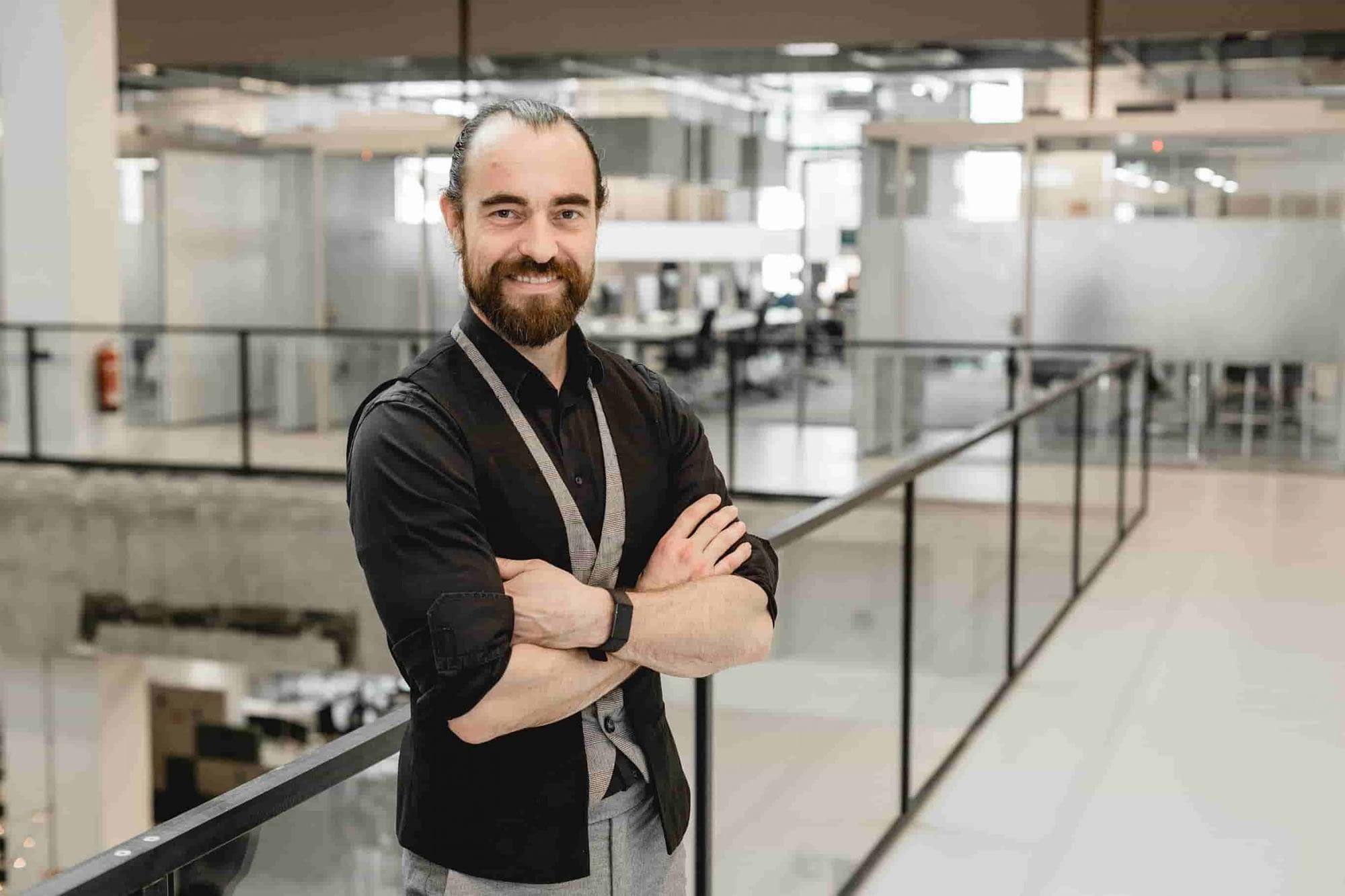 Jan Lachenmayer Business Dev. Manager FORMATION