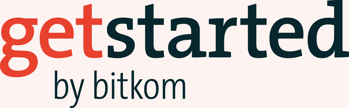 Bitkom GetStarted IT Association Germany