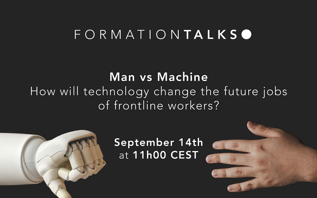 FORMATION announces a new talk show series focused on digital empowerment of frontline workers